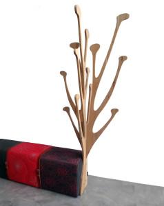 bank-rood-boom-schuin-40x30
