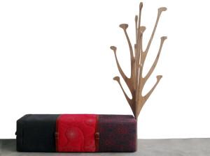bank rood-boom-voor-40x30